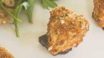 Simple fried Camembert cheese recipe