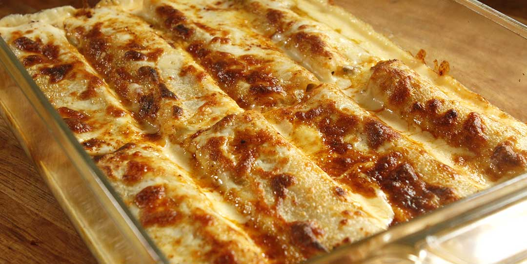 Beef Ragu Cannelloni Easy Meals With Video Recipes By