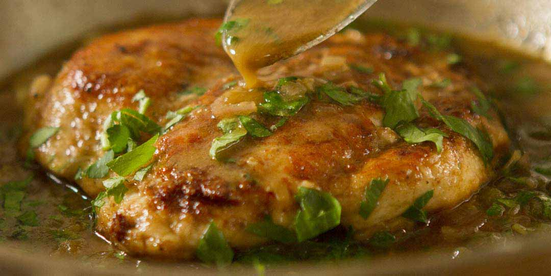 Chicken Piccata Easy Meals With Video Recipes By Chef