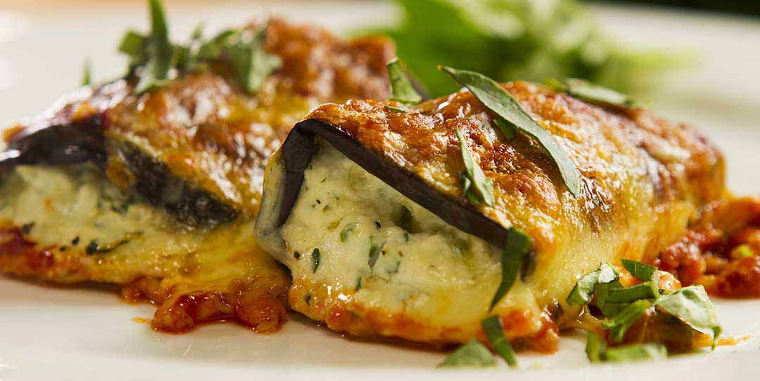 Eggplant Rollatini Easy Meals With Video Recipes By Chef Joel Mielle Recipe30