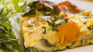 The best Pumpkin fritatta recipe