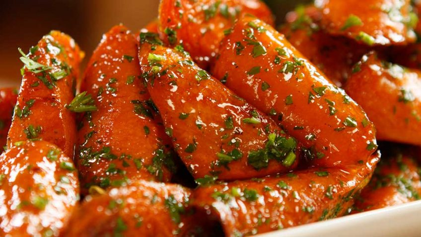 Roasted Glazed Carrots Easy Meals With Video Recipes By Chef Joel Mielle Recipe30