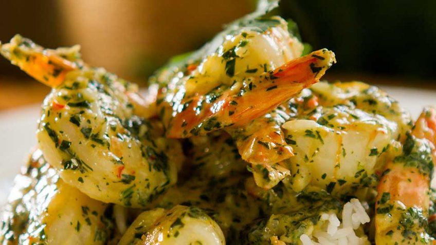 Garlic Prawns Garlic Shrimp