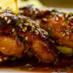 Honey and Soy chicken Thigh Recipe