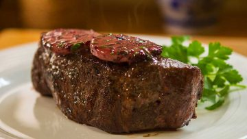 Red wine shallot butter recipe