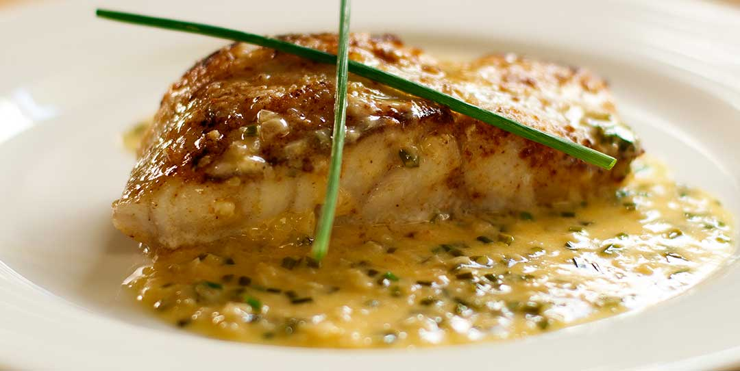 Simple to make fish beurre blanc recipe