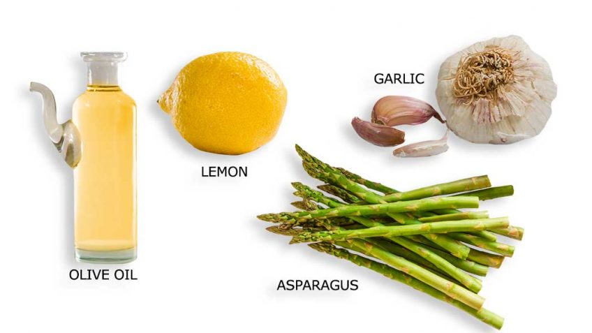 Asparagus ingredients