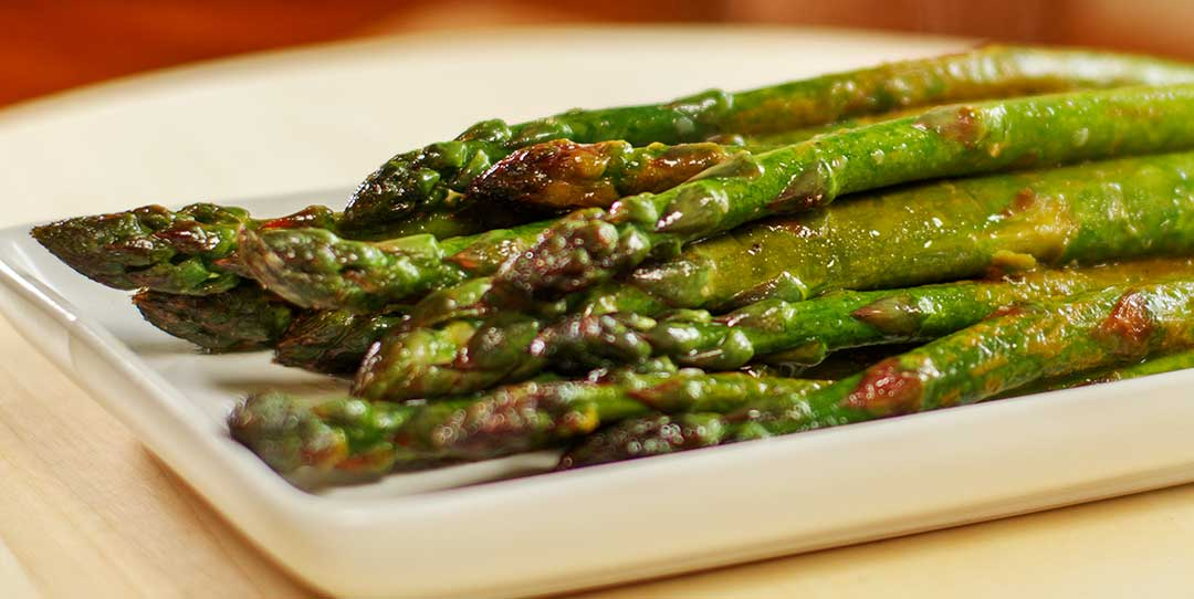 How to cook Healthy Asparagus in One Pan - Super Simple
