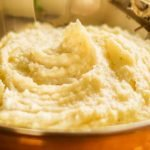 Super fluffy mashed potatoes