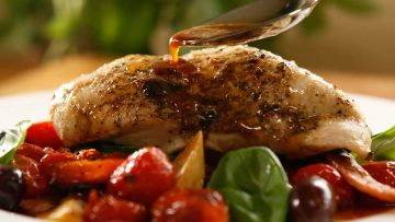 Chicken Marseilles recipe