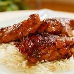 Chicken Adobo Filipino style