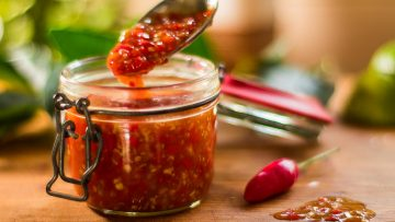 Thai sweet chili sauce recipe