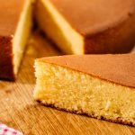 Classic Sponge Cake or Genoise the basic recipe