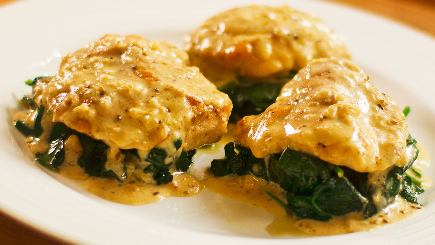Chicken Florentine Easy Meals With Video Recipes By Chef