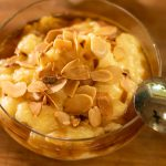 Easy Vanilla Rice pudding