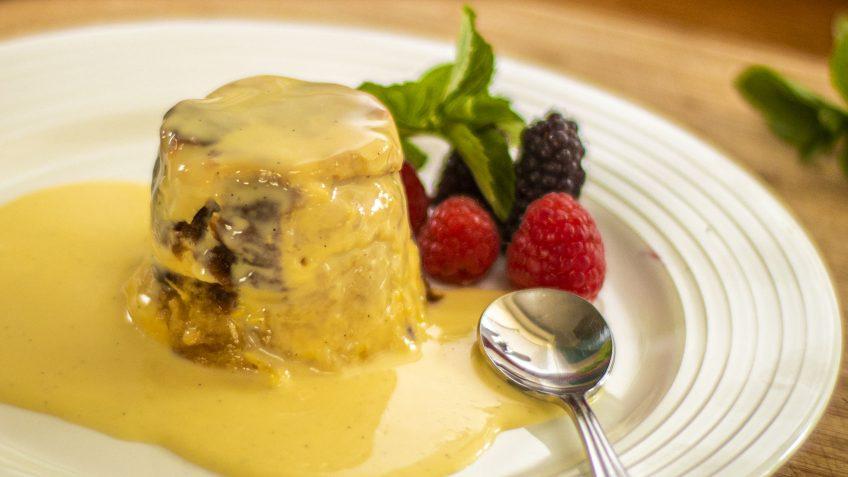 Panettone Christmas Puddings