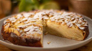 Layered Apple Cake