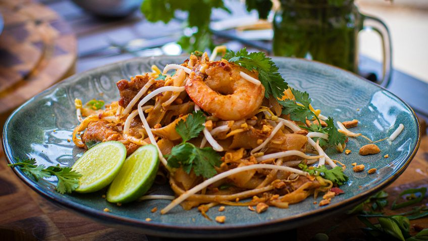Pad Thai Westernised