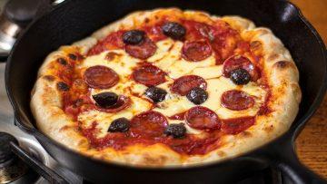 Neapolitan Pizza at Home
