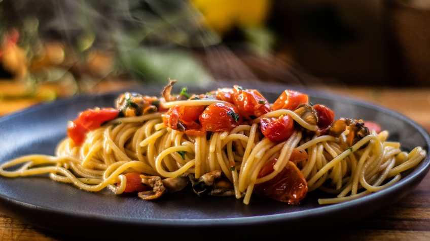 Spaghetti Alla Tarantina