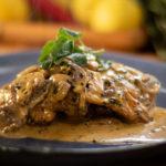 Garlic and Oregano Chicken