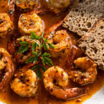 Garlic Chili Shrimp with smoked paprika